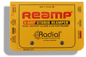 Radial Engineering X-Amp Dual Output Discrete Class-A Active Re-Amp