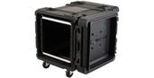 SKB Cases 10U Roto Shockmount Rack Case - 28