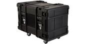 SKB Cases 10U Roto Shockmount Rack Case - 30
