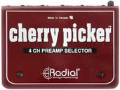 Radial Engineering Cherry Picker Studio Preamp Selector