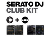 Serato DJ Club Kit Software Bundle for Pioneer and Allen & Heath Mixers
