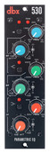 DBX 530 - 500 Series 3-Band Parametric Equalizer
