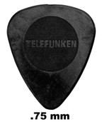 Telefunken Graphite & Delrin Guitar Picks
