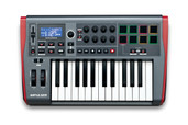 Novation Impulse 25 Precision Keyboard Controller with Automap