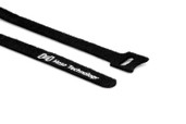 Hosa WTI-508 Cable Tie, Black (50 Pack)