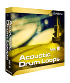 PreSonus Acoustic Drum Loops Vol. 2 - Stereo Plug-ins