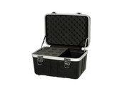 Grundorf ABS-MC09CB Hardshell Mic Case Holds 9 Mics And Cables