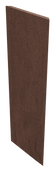 "Auralex 1"" x 16"" x 48"" Brown SonoSuede Pro Panel"