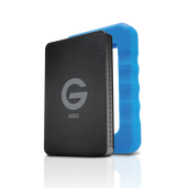 G-Technology G-DRIVE ev RAW SSD Hard Drive