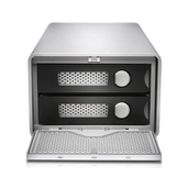 G-Technology G-Raid with Thunderbolt - 2-Bay Storage Solution