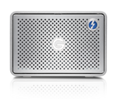 G-Technology G-RAID with Removable Thunderbolt 3 USB-C - Front