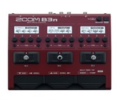ZOOM B3N Intuitive Multi-Effects Processor for Bass
