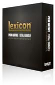 Lexicon PCM Total Bundle - 14 VST / AU / RTAS Reverb & Effects Plug-ins (Digital Download) - Box
