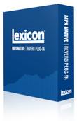 Lexicon MPX Native Reverb Plug-In - VST/AU/RTAS Reverb Plug-in (Digital Download)