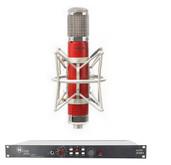 Avantone Pro CV12 Tube Mic & Heritage Audio HA73 Mic Pre Bundle