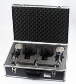 Cascade FAT HEAD II (REV 2) Stereo Pair Short Ribbon Microphones