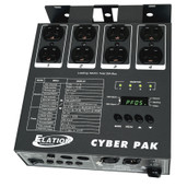 Elation CYBER PAK 4 Channel Dimmer/MIDI Pack