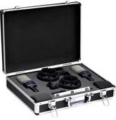 AKG C214 Matched Pair - Large Diaphragm Condenser Microphones