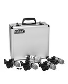 Miktek PMD5 5-Piece Dynamic Drum Microphone Kit