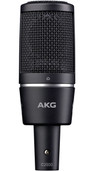 AKG C2000 Side-Address Small-Diaphragm Condenser Microphone