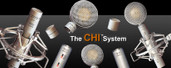 3-Zigma Chi - Interchangeable Capsule Microphone System