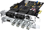 RME HDSP MADI-FX 390-Channel 192 kHz Triple MADI PCI Express Card