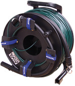 ALVA MCD100 MADI Optical Multicore Cable-Drum-System