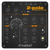 Waldorf 2-Pole Analog Filter w/USB