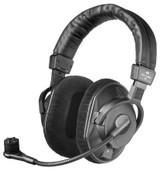 Beyerdynamic Broadcasting Headset W/ Cardioid Condenser Microphone