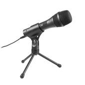 Audio-Technica AT2005USB Cardioid Dynamic USB / XLR Microphone