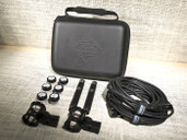 Telefunken Small-Diaphragm Condenser Microphone Stereo Set