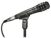 Audio-Technica PRO63 Dynamic Instrument Microphone W/ 15' XLRF - XLRM Cable
