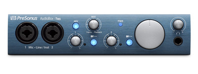 PreSonus AudioBox iTwo - Front