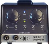 Universal Audio Solo/610 Classic Tube Single Channel Mic Pre/DI