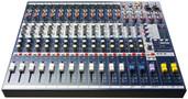 Soundcraft EFX12 - 12 Channel Analog Mixern - 1