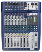 Soundcraft Signature 10 Compact Analog Mixer - 1