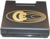 Coles Electroacoustics 4038 Case - Rigid Plastic Case For 4038 Ribbon Mic