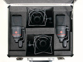 Neumann TLM 170 R Stereo Condenser Microphone Matched Pair