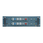 BAE 2CR - 2 Channel 10-Series Powered Rack w/Power Supply