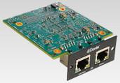 Shure A820-NIC-DANTE Digital Audio Upgrade Card