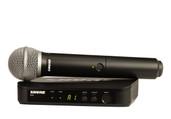 Shure BLX24/PG58 Handheld Wireless System