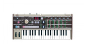 Korg - microKORG 37-mini Key Synthesizer & Vocoder