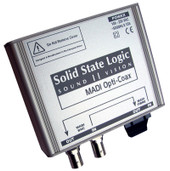 Solid State Logic 726906X2 Delta-Link MADI Opti-Coax Format Converter