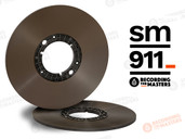 "RTM 34130 - SM911 1/4"" x 2500' Analog Tape - 10.5"" Hub ECO Pack"