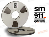 "RTM 34220 - SM911 1/2"" x 2500' Analog Tape - 10.5"" Metal Reel + Box"