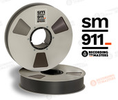 "RTM 34420 - SM911 2"" x 2500' Analog Tape - 10.5"" Metal Reel + Box"