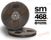 """RTM 35111 - SM468 1/4"""" x 1200' Analog Tape - 7"""" Reel + Box"""