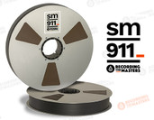 "RTM 34421 - SM911 2"" x 5000' Analog Tape - 14"" Metal Reel + Box"