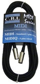 CBI Professional MIDI Cable (10')