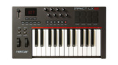 Nektar Impact LX25+ 25 note USB keyboard controller w/DAW integration